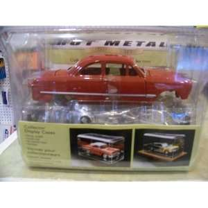 Testors Gold Series Die Cast Metal Model 49 Ford Coupe Toys & Games
