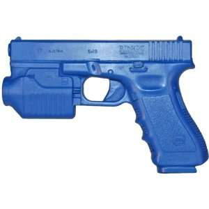 Rings Blue Guns Glock 17/22/31 with Glock Tactical Light Blue