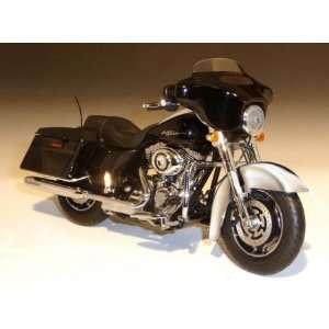 2011 Harley Davidson FLHX Street Glide Vivid Black Chrome