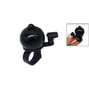 Full Black Bell w Ball Shape for Bike Bicycle Users