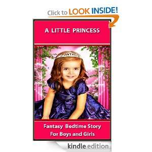 LITTLE PRINCESS  FUN BEDTIME STORY For Boys and Girls (IMAGINE
