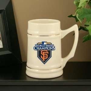 San Francisco Giants 2010 World Series Champions Natural 24oz. Ceramic
