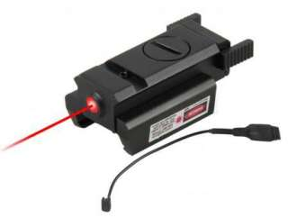 Red Laser sight for Taurus 24/7 9 40 45 Rifle w/Pressure Switch