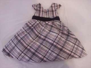 NWT Girls Gymboree Christmas Tres Fabulous dress ~ 6 7 8 12