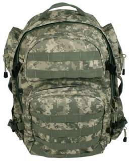 NcStar Tactical Back Pack Digital Camo For Military Special Forces