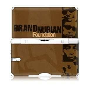 BN10013 Nintendo DS Lite  Brand Nubian  Foundation Skin Electronics