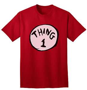 Dr Seuss Costumes Thing 1 And Thing 2 Shirts Grinch Auto