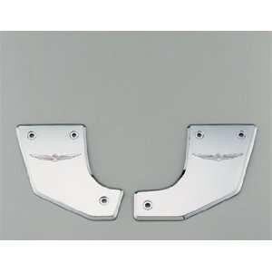 Swingarm Pivot Covers with GL Logo / Pt # 08F68 MCA 100 Automotive