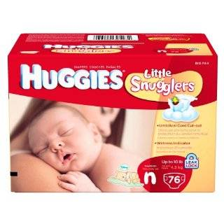 Huggies Little Snugglers Diapers, Newborn, 36 Count (Pack