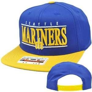 MLB American Needle Nineties Twill Cap Hat Snapback Flat