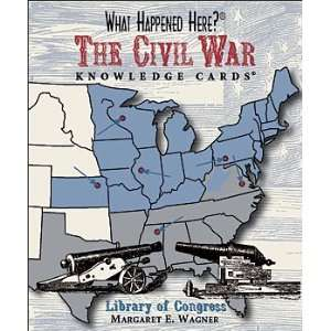 What Happened Here? e Civil War Knowledge Card Office