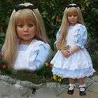 Monika Leicht 42 Masterpiece Dolls, Full Vinyl Ball Jointed, In Stock