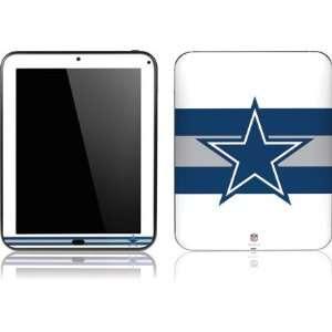 Dallas Cowboys Retro Logo Flag skin for HP TouchPad