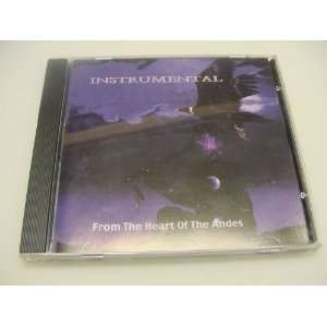 Audio Music CD Compact Disc of Instrumental From The Heart