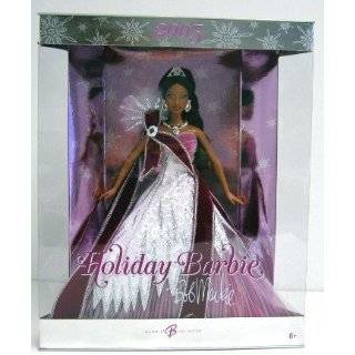 Barbie Collector 2011 Holiday African American Doll Toys