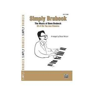 Simply Brubeck   26 Jazz Classics   Easy Piano Musical