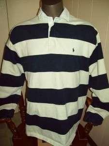 Polo Ralph Lauren Long Sleeve Rugby Polo Shirt XL
