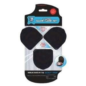 PSP, 3 UMD GAME CASE SET Electronics