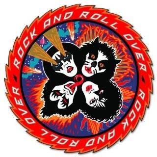 Kiss   Kiss Army Logo   Sticker / Decal Automotive