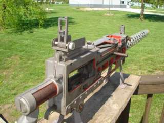 US Army Browning 1919A4 Machine Gun Cut A Way Training Rifle