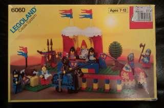 Lego 6060 Knights Challenge NIB Castle System
