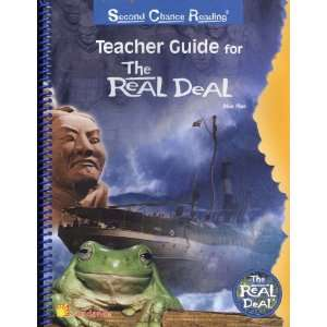 Teacher Guide for the Real Deal (Second Chance Reading