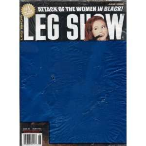 LEG SHOW MAGAZINE JUNE 2008: LEG SHOW: Books