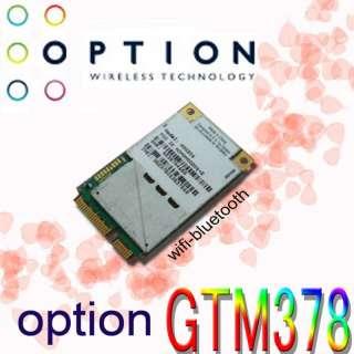 dell Latitude E6400 Option GTM378 Wireless 3G WWAN Card