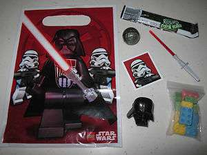 Star Wars Loot Bags + FILLERS! Blox Candy Birthday Party Favors Goody