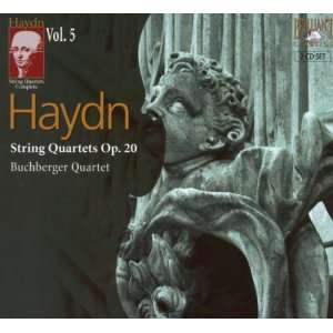 Vol. 5 Haydn String Quartets Buchberger Quartet Music