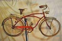 Vintage 1956 Schwinn Corvette middleweight bicycle bike cantilever