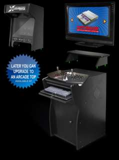 NOTE PC, Game Console, TV Monitor & USB Controller not included