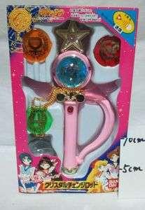 Crystal Henshin Wand BANDAI Sailor Moon Super S MT