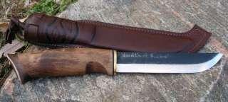 BIG Bushcraft Hunting Camping Knife Handmade Finland