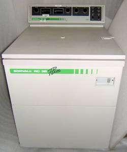 Sorvall RC 3B Plus Refrigerated Centrifuge   Warranty 3 ea. RC3B+ RC3B