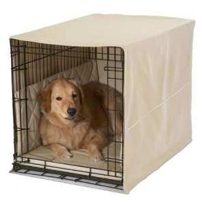 pc Classic Dog Crate Cover Set (XS XXL) (3 Colors)