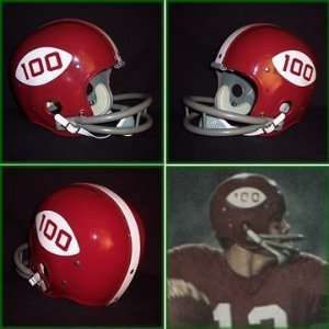 Alabama Crimson Tide Authentic Replica Throwback NCAA Football Helmet
