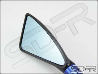 2009   2010 Triumph Daytona 675 High Quality CNC Machined SD R Mirrors