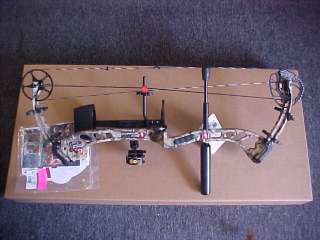 PSE ARCHERY NEW 2011 BOW MADNESS XS CAMO 45 60LB PACKAGE CLOSE OUT 29%