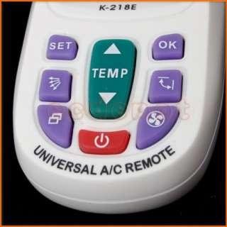 National York Mitsubishi Air Conditioner Remote Control
