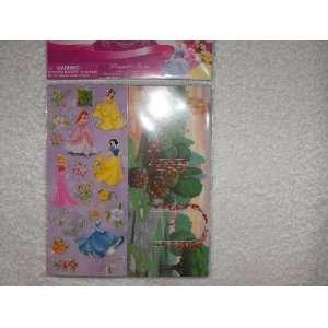 Disney Princess Magnetic Scene Toys & Games