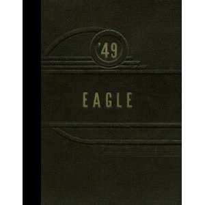 com (Reprint) 1949 Yearbook University High School, Lawrence, Kansas