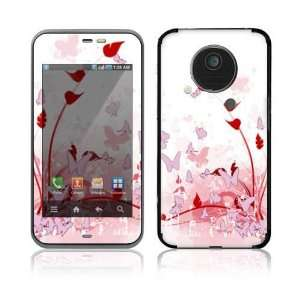 Exclusive Right) Decal Skin   Pink Butterfly Fantasy