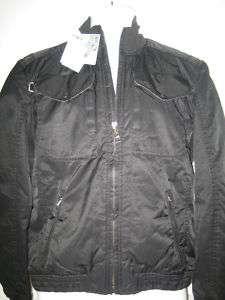 Moschino Men Moto Bomber Jacket Size 36   40 NWT $795