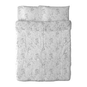 IKEA ALVINE KVIST Duvet Cover Full Queen w/ 2 Pillowcase FREE Priority