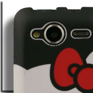 Case for HTC EVO Shift 4G Hello Kitty Skin Faceplate