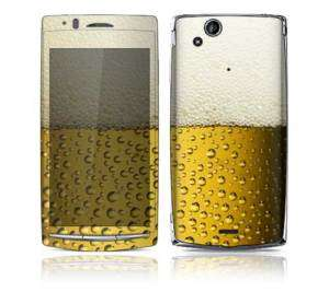 Sony Ericsson Xperia Arc sticker skin cover case ~BZ17