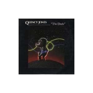 DUDE LP (VINYL) UK A&M 1981 QUINCY JONES Music