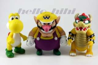 Nintendo Super mario Bros Dx Mini figure mixer 8 pcs