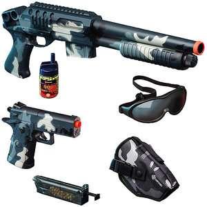 Crosman Stinger SWAT Airsoft Camo Pistol